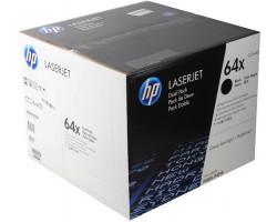 Заправка картриджа HP 64X (CC364XD)