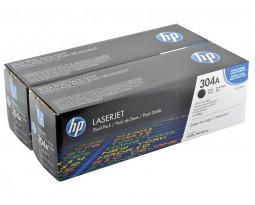Заправка картриджа HP 304A (CC530AD)