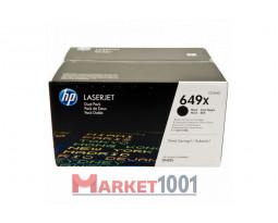 Заправка картриджа HP 649X (CE260XD)
