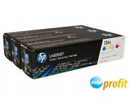 Заправка картриджа HP 126А (CE310AD)