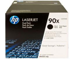 Заправка картриджа HP 90X (CE390XD)