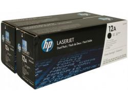 Заправка картриджа HP 12A (Q2612AF/Q2612AD)