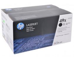 Заправка картриджа HP 49XD (Q5949XD)
