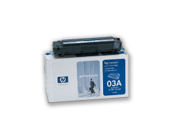 Заправка картриджа HP 03A (C3903A)