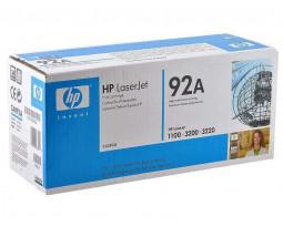 Картридж HP 92A (C4092A) оригинальный