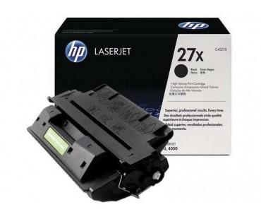 Заправка картриджа HP 27X (C4127X)