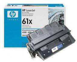 Картридж HP 61X (C8061X) оригинальный