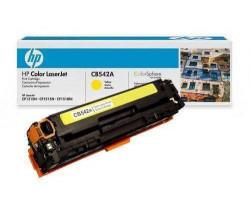 Картридж HP 125A (CB542A) оригинальный
