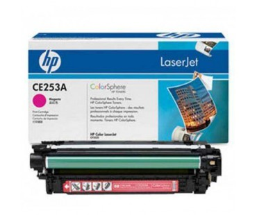 Заправка картриджа HP 504A (CE253A)