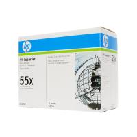 Заправка картриджа HP 55X (CE255X)