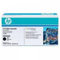 Картридж HP 647A (CE260A) оригинальный