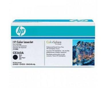 Картридж HP 647A (CE260A) черный оригинальный