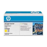 Картридж HP 648A (CE262A) оригинальный
