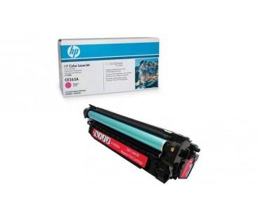 Картридж HP 648A (CE263A) пурпурный оригинальный