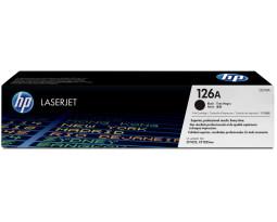 Заправка картриджа HP 126А (CE310A)