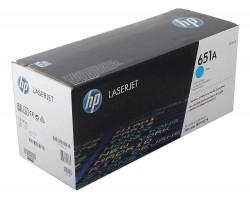 Картридж HP 651А (CE341A) оригинальный