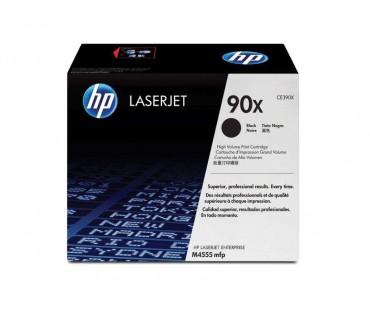 Картридж HP 90X (CE390X) черный оригинальный