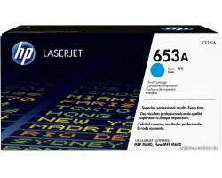Картридж HP 653A (CF321A) оригинальный