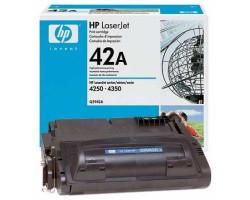 Картридж HP 42A (Q5942A) оригинальный