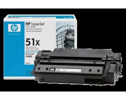 Картридж HP 51X (Q7551X) оригинальный