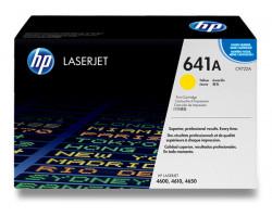 Картридж HP 641A (C9722A) оригинальный