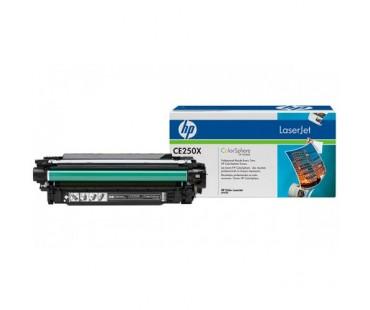 Заправка картриджа HP 504X (CE250X)