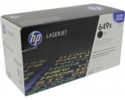 Заправка картриджа HP 649X (CE260X)