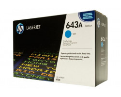 Картридж HP 643A (Q5951A) оригинальный