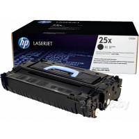 Заправка картриджа HP 25X (CF325X)