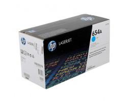Заправка картриджа HP 654A (CF331A)